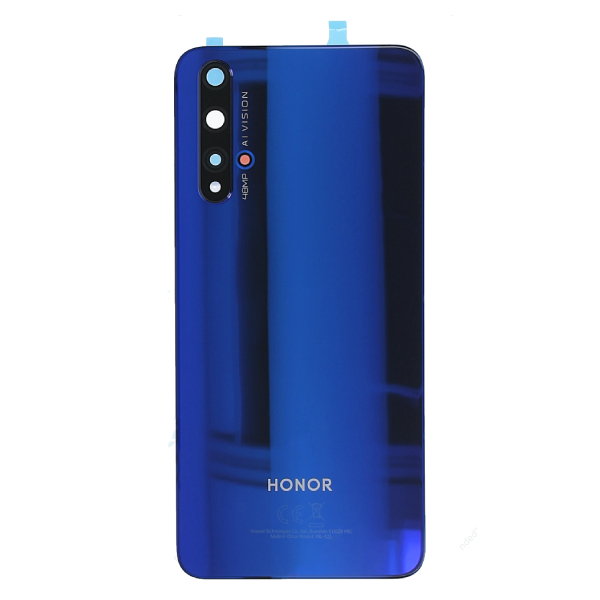 Genuine Huawei Honor 20 Battery Back Cover Blue | Part Number: 02352TXL | Price: £19.99 | In Stock | Phoneparts |