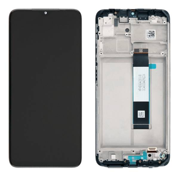 Genuine Xiaomi Poco M3 IPS LCD Display Touch Screen Black | Part Number: 560002J19C00 | Price: £31.99 | In Stock |