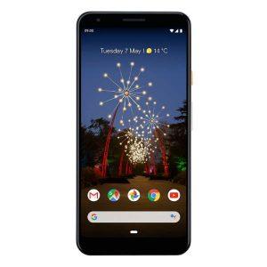 Google Pixel 3A Screens