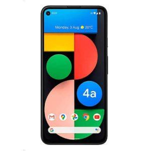 Google Pixel 4A 5G Screens