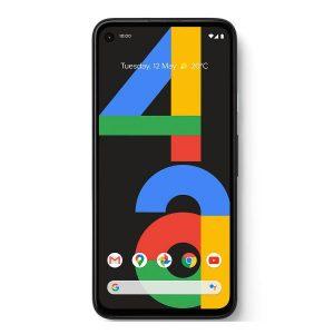 Google Pixel 4A Screens