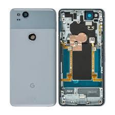 Google Pixel 2 Battery Back Cover With Edge Sensor White