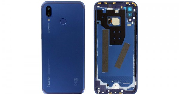 Huawei Honor Play Battery Back Cover Blue