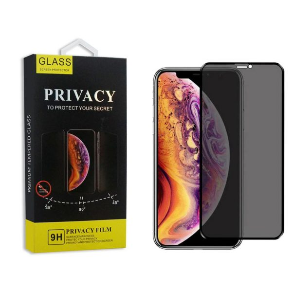 iPhone 11 Pro Max Privacy Glass Screen Protector