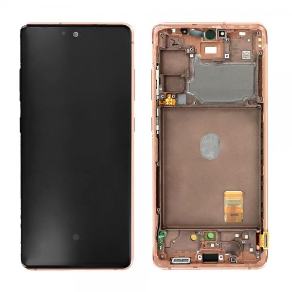Genuine Samsung Galaxy S20 FE 5G Super Amoled Screen