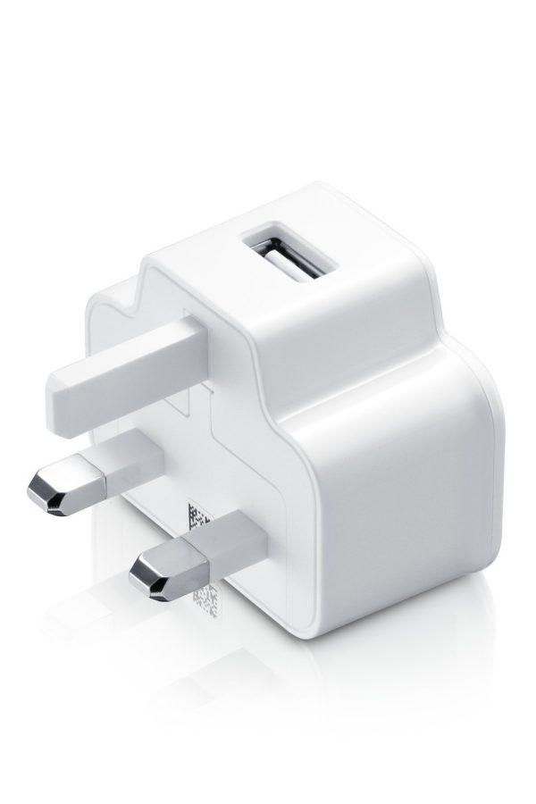Samsung Galaxy ETAOU71XWE 3 Pin UK Charger White