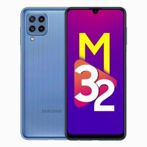 Samsung Galaxy M32 Screens
