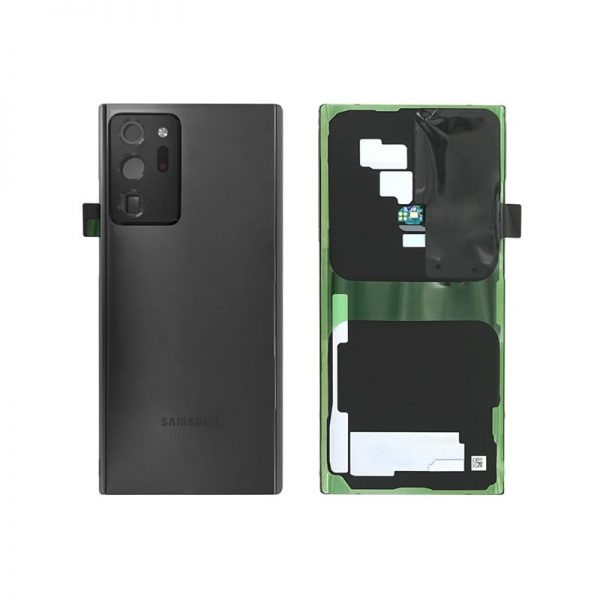Samsung Galaxy Note 20 Ultra 5G Battery Back Cover Black