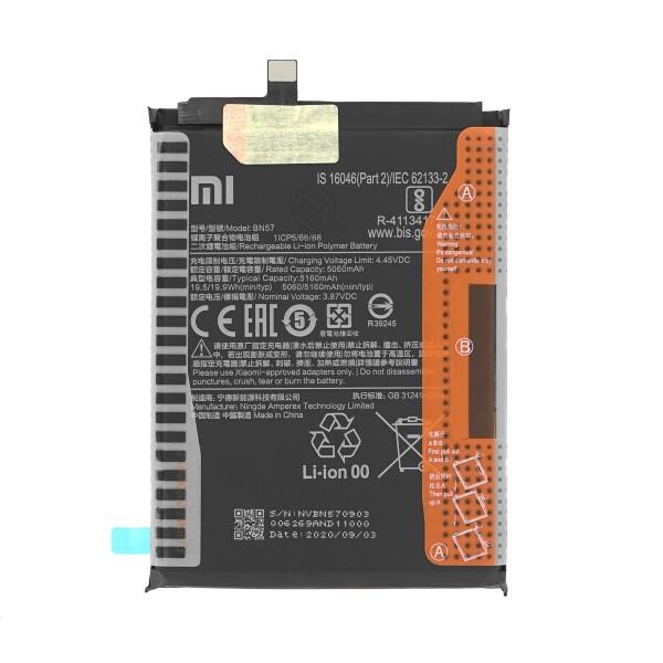 Xiaomi Poco X3 Internal Battery