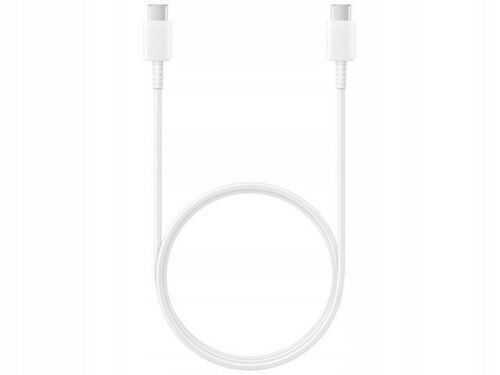 Samsung Galaxy EP-DG977BWE USB-C to USB-C Data Charging Cable- GH39-02024A