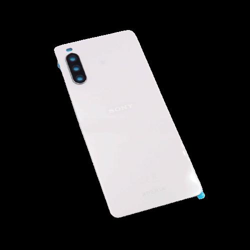 Sony Xperia 10 III Battery Back Cover White