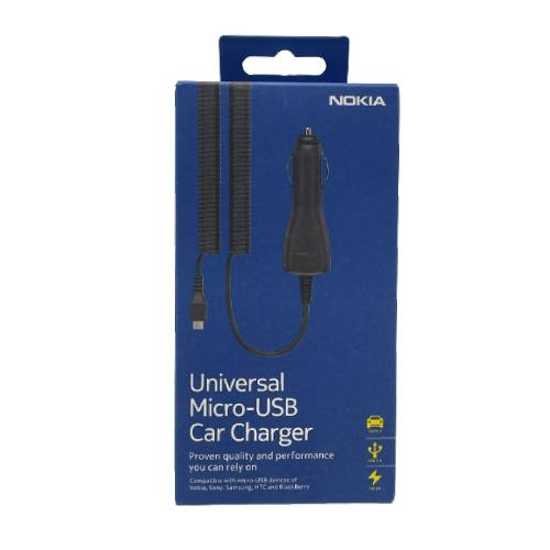 nokia charger thick pin car charger DC-15